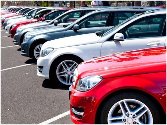 ТОП-5 самых продаваемых автомобилей в Украине