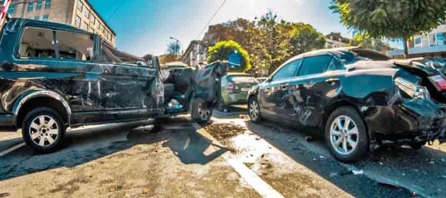 Продаем авто после аварии