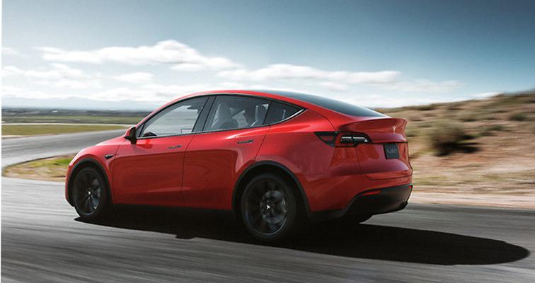 Tesla презентовал новый электрокар Model Y
