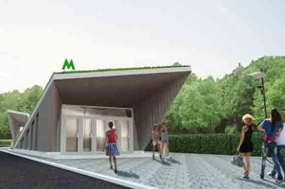 На Сырецко-Печерской линии метро появиться еще 2 станции
