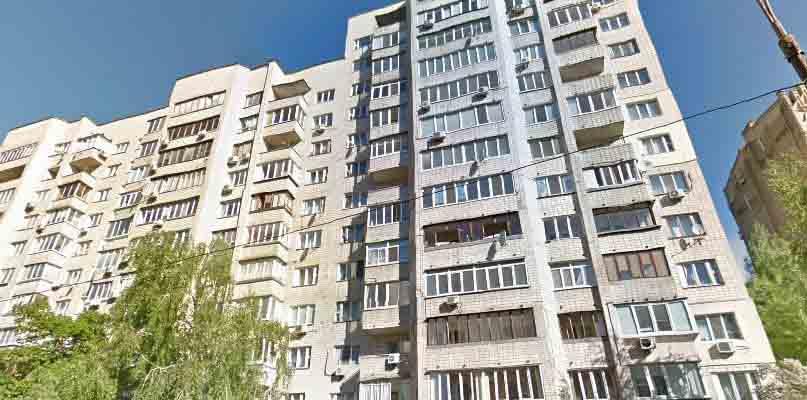 Квартира на улице Олеся Гончара 62