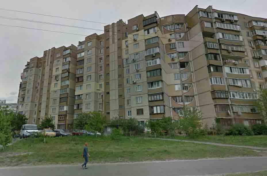 Квартира на проспекте Григоренка 19