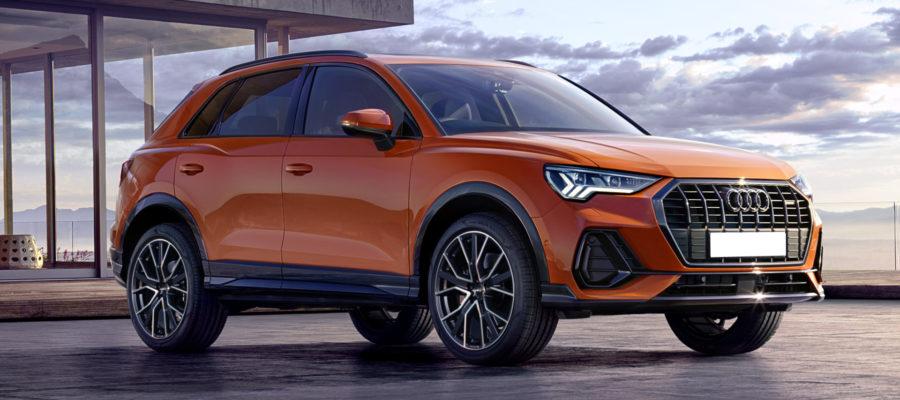 Кроссовер Audi Q3 Sportback представят уже в июле