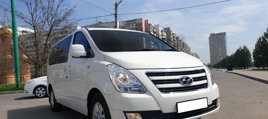 Hyundai Grand Starex 2016