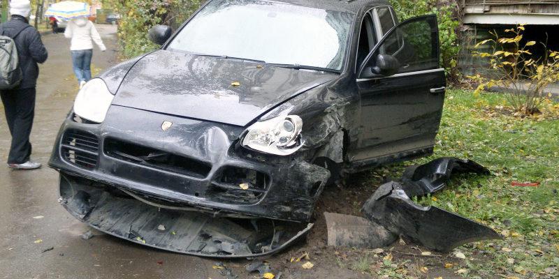 Выкуп авто дорого после ДТП в городе Киев