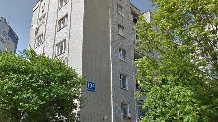 квартира на улице Коломийской 19а