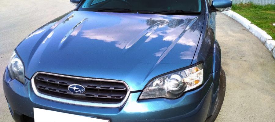 Subaru Outback, 2013
