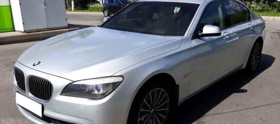 BMW 7 серия, 2009
