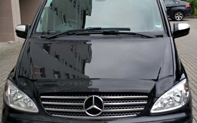 Mercedes-Benz Viano, 2010