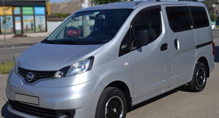 Nissan NV200, 2014