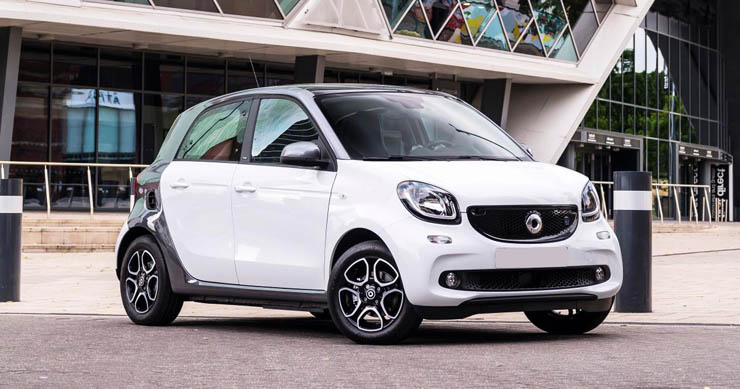 Mercedes-Benz Smart EQ