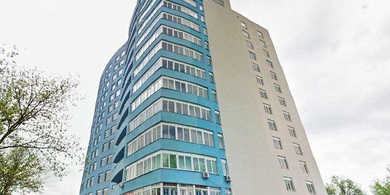 Квартира на улице Ушинского, 40