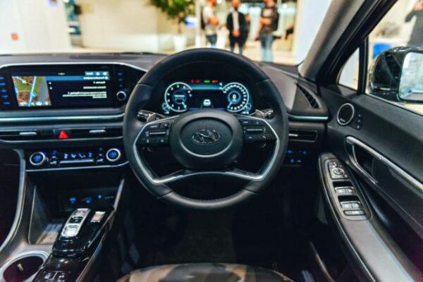 Новая Sonata 2020 года